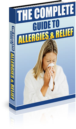 Allergies And Relief Book Cover