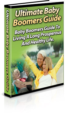 Baby Boomer's Guide Book Cover