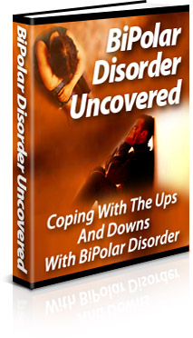 Bipolar Disorder Book Cover