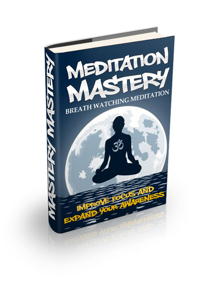 Breath Watching Meditation Book Cover