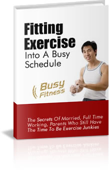 Busy Fitness Book Cover