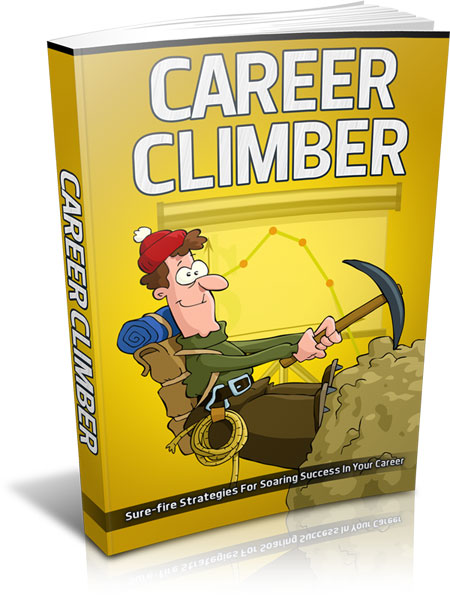 Career Climber Sure-fire Book Cover