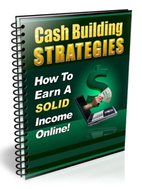 Cash Building Strategies Book Cover