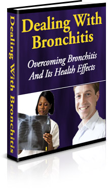 Dealing With Bronchitis Book Cover