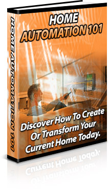 Home Automation Book Cover
