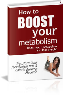 Boost Your Metabolism Book Cover