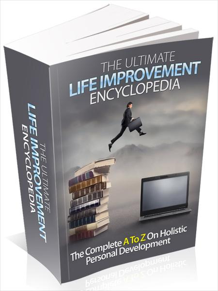 Life Improvement Book Cover