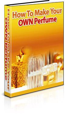 Make Perfume Book Cover