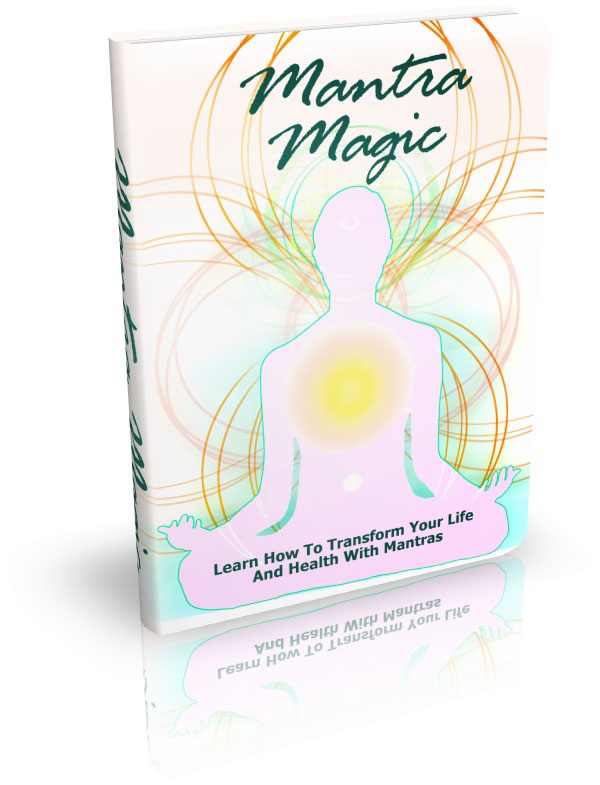 Mantra Magic Book Cover