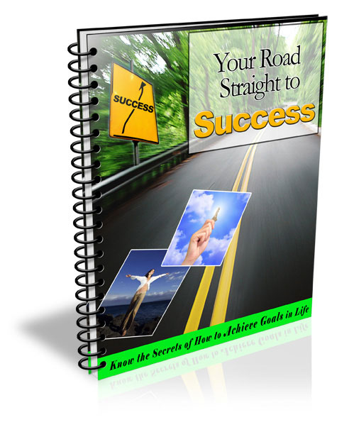 Road To Success Book Cover