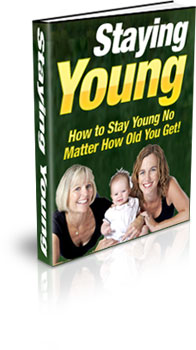 Staying Young Book Cover
