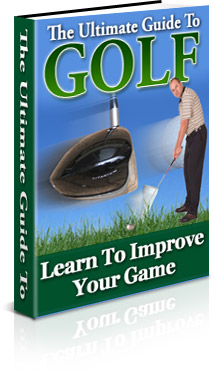 Ultimate Guide To Golf Book Cover