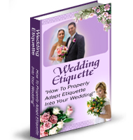 Wedding Etiquette Book Cover
